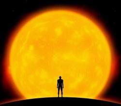 Прямые солнечные лучи