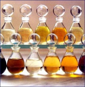 Лечебные масла