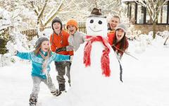 Здоровье ребенка в зимние месяцы.