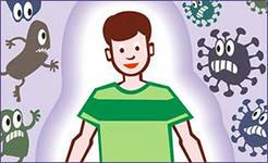 Снижение иммунитета. Причины и решение.