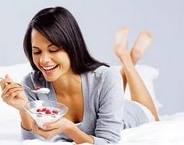 Йогурт против  депрессии.