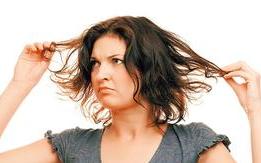 Чем мыть жирные волосы.